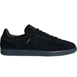 Adidas sapatos Samba Og M B75682 preto