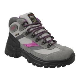 Sapatos Grisport Grigio W 13316S7G cinza