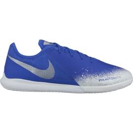 Chuteira Futsal Infantil Nike Phantom Vision Club DF IC Azul