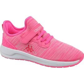 Sapatilhas Kappa Paras Ml K Jr 260598K-2210 -de-rosa