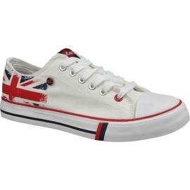 Sapatos Lee Cooper Low Cut 1 M LCWL-19-530-031 branco