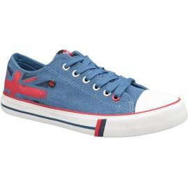 Sapatos Lee Cooper Low Cut 1 W LCWL-19-530-032 azul