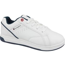 Champion Ace Court Tennis As Jr 168015-D10 sapatos branco