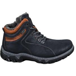 Sapatos isolados MCKEYLOR marinha