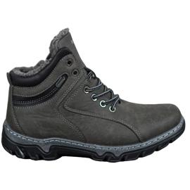 Sapatos isolados MCKEYLOR cinza