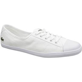 Sapatos Lacoste Ziane Bl 2 Cfa W 737CFA006621G branco