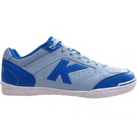Sapatos de interior Kelme Precision Elite 2.0 Indoor 55871 9421 azul azul