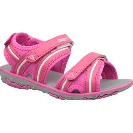 Kappa Breezy Ii K 260679K-2210 sandálias -de-rosa