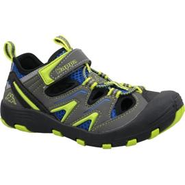 Sapato Kappa Reminder K 260682K1633 cinza