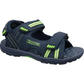 Kappa Symi K 260685K-6730 sandálias marinha
