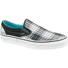 Sapatilhas Vans Classic Slip-On M VN0LYFL6W cinza