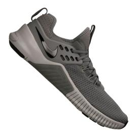 Sapatos Nike Free Metcon M AH8141-006 cinza