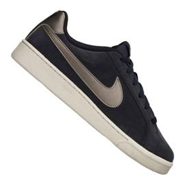 Sapatilhas Nike Court Royale Suede M 819802-403 marinha