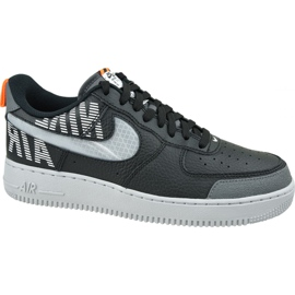 Sapatilhas Nike Air Force 1 '07 LV8 2 M BQ4421-002 preto
