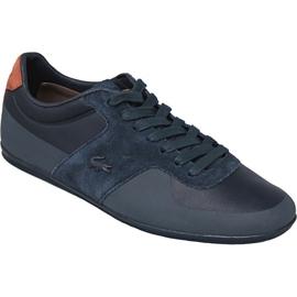 Sapatos Lacoste Turnier 117 1 M CAM1021003 marinha