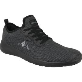 Sapatos Kappa Gizeh Oc M 242603-1111 preto