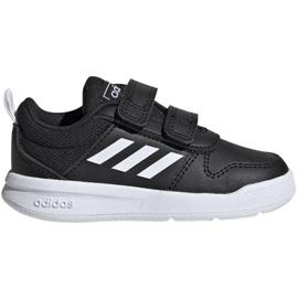Sapatos Adidas Tensaur I Jr EF1102 preto