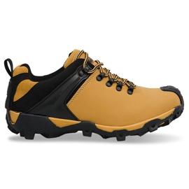 Sapatos Trekking HLD913 Camelo