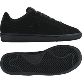 Sapatilhas Nike Court Royale Gs Jr 833535-001 preto