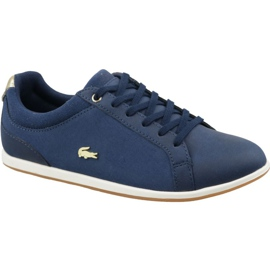 Sapatos Lacoste Rey Lace 119 W 737CFA0037NG5 marinha