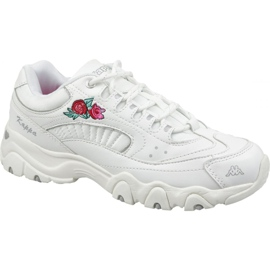 Sapatos Kappa Felicity Romance W 242678-1010 branco