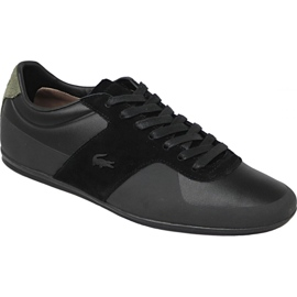 Sapatos Lacoste Turnier 117 1 M CAM1021024 preto