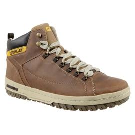 Sapatos Caterpillar Apa Hi M P711589 marrom