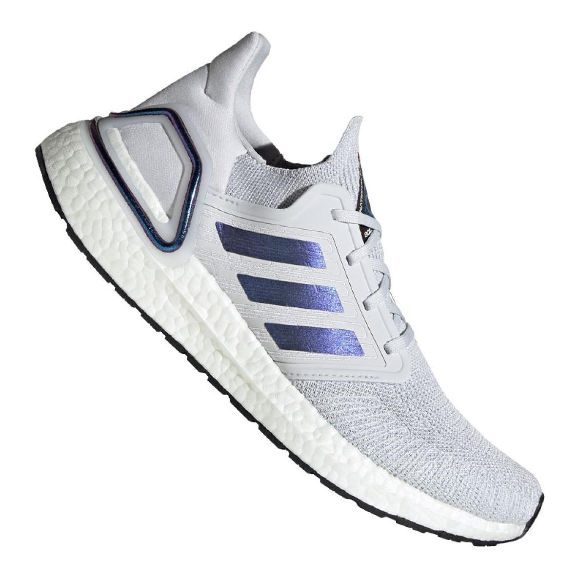 Sapatos Adidas UltraBoost 20 M EG0695 cinza