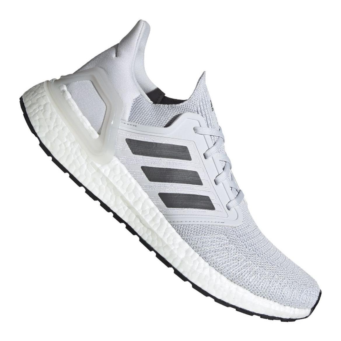 Sapatos Adidas UltraBoost 20 M EG0694 cinza