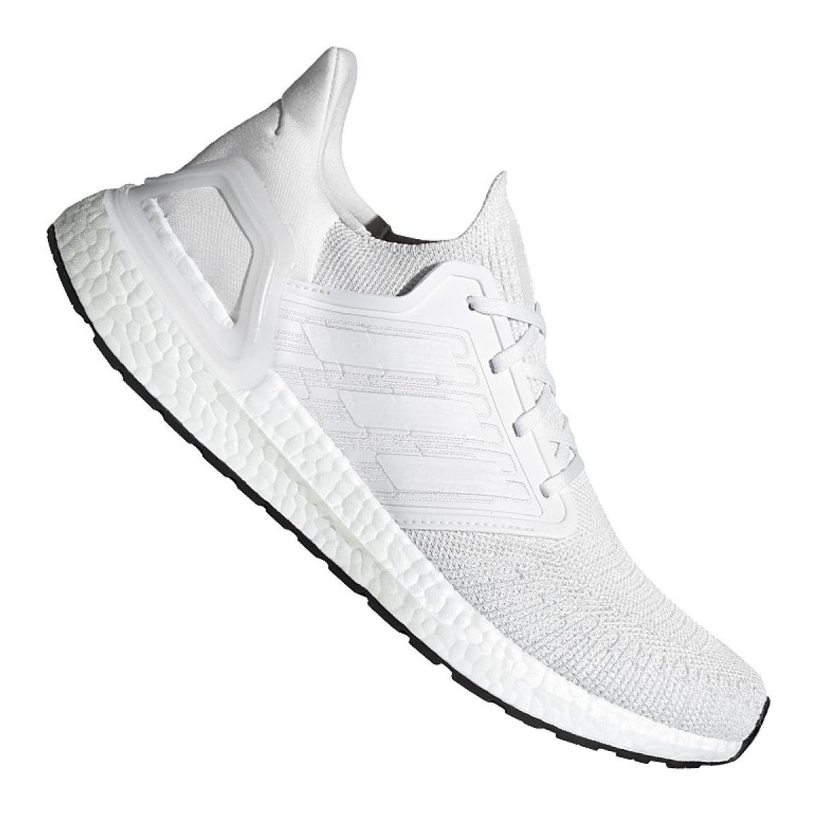 Sapatos Adidas UltraBoost 20 M EF1042 branco