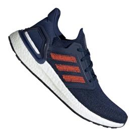 Sapatos Adidas UltraBoost 20 M EG0693 marinha