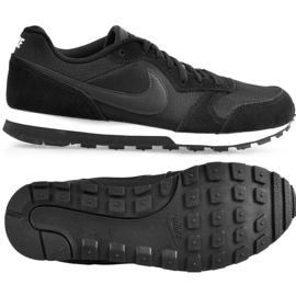 Nike Md Runner 2 W 749869 001 preto ButyModne.pl