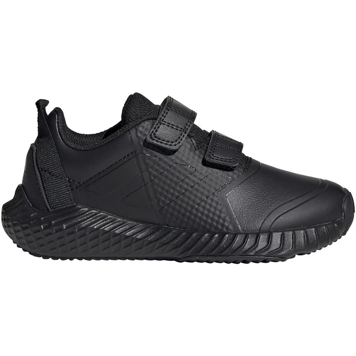 Adidas sapatos FortaGym Cf K Jr G27203 preto