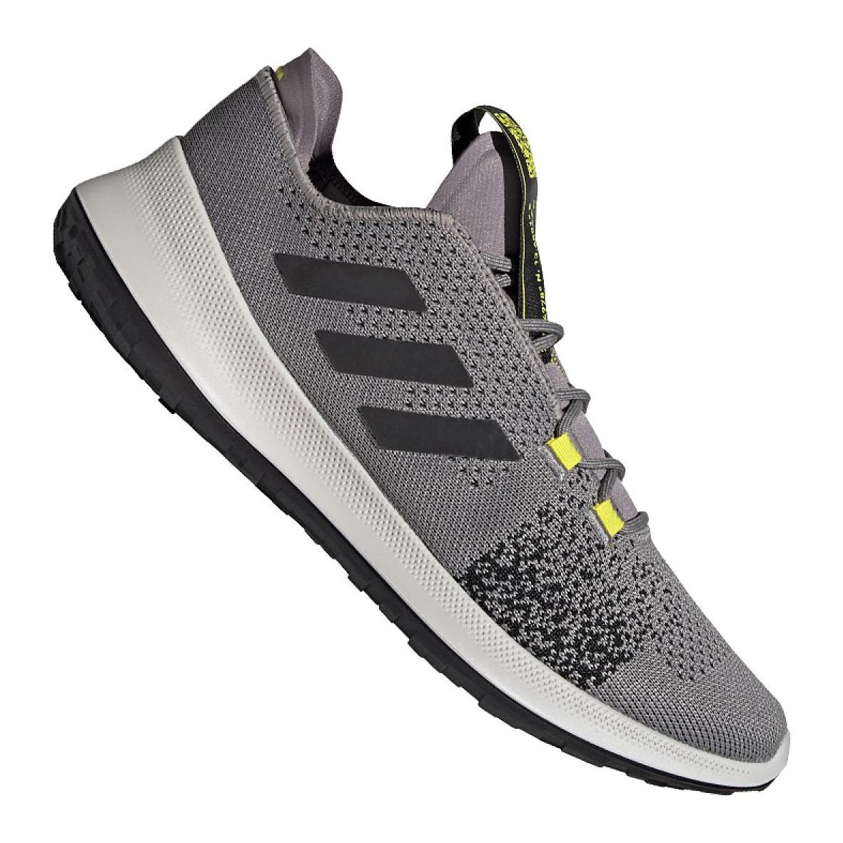Adidas SenseBounce + Ace M EG1024 sapatos cinza