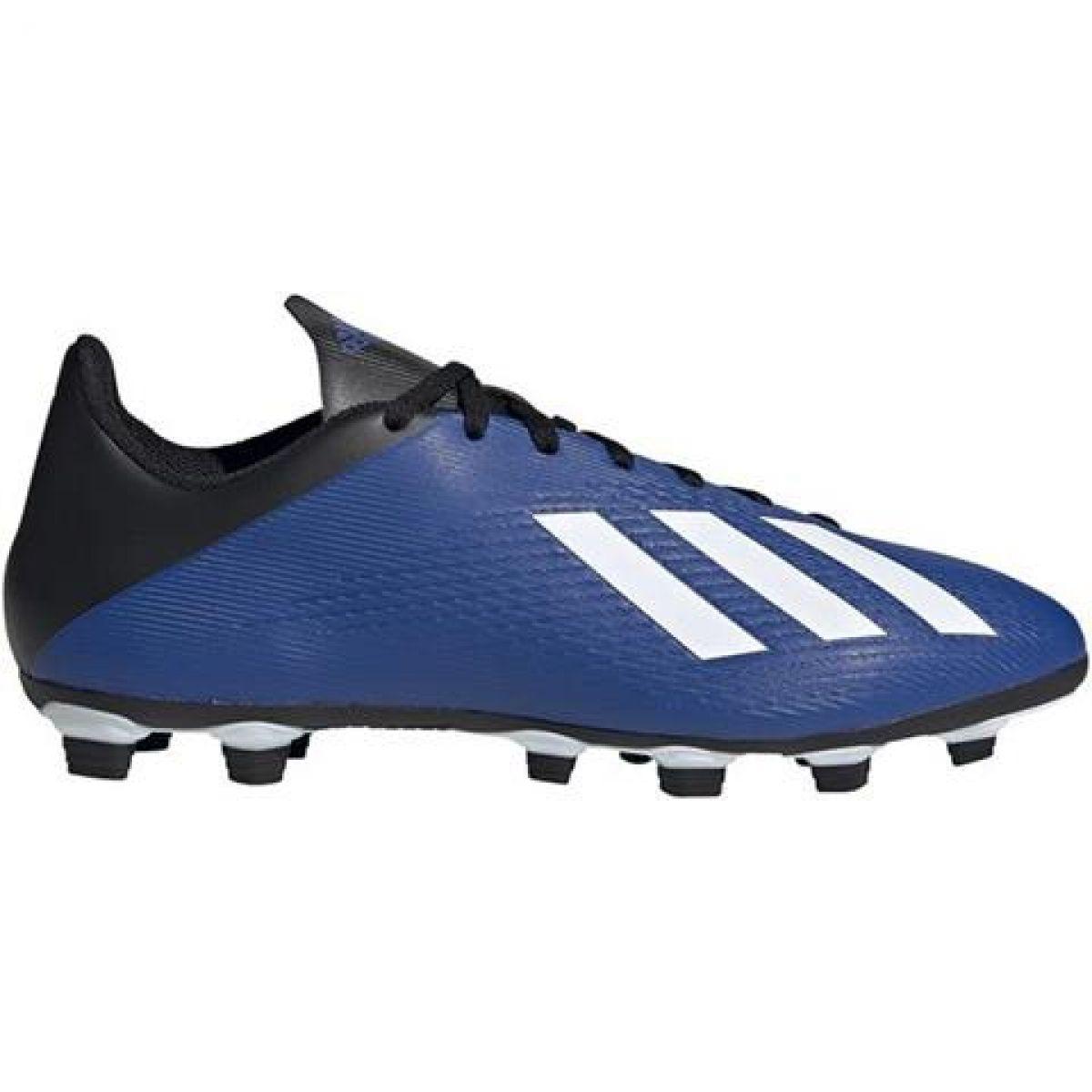 Chuteiras de futebol Adidas X 19.4 FxG M EF1698 azul azul