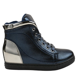 Sapato Bota Casual Coturno Masculino Em Couro 2019 Ks