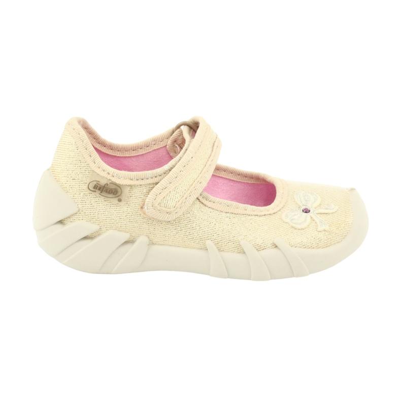 Calçado infantil Befado 109P152 amarelo