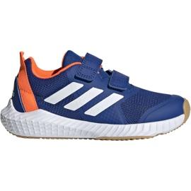 Sapatos adidas Altasport Cf K laranja marinha Jr G27086 azul