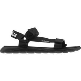 Chinelo Slide adidas Originals Adissage BrancoCinza
