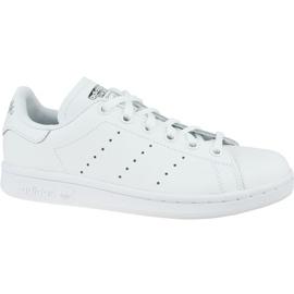 Adidas sapatos Stan Smith Jr B32703 branco ButyModne.pl