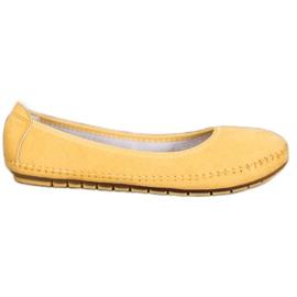 Kylie Bailarina clássica amarelo