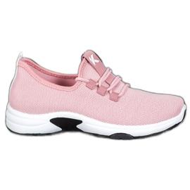 Kylie Calçados Esportivos Clássicos -de-rosa