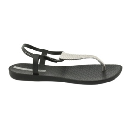 Ipanema preto 82862 sandálias pretas