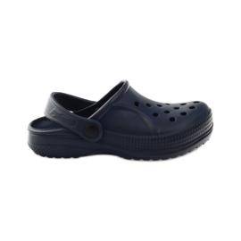 Chinelos Crocs Befado azul marinho 159Y003 marinha