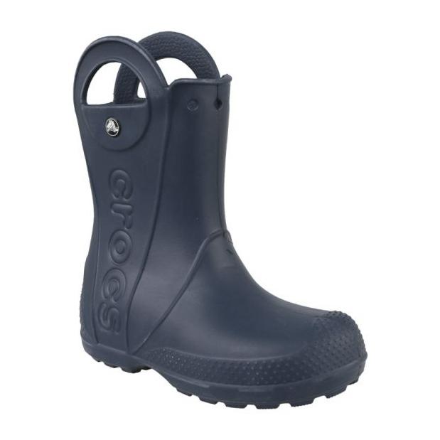Crocs Handle It Rain Boot Kids Jr 12803-410 azul marinho