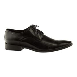 Preto Calçados de couro Pilpol 1385 black