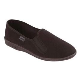 Sapatos masculinos Befado pvc 001M060 preto 1
