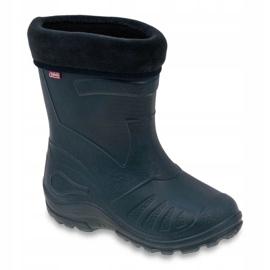 Calçados infantis Befado galosh-garnet 162Y103 azul marinho 1
