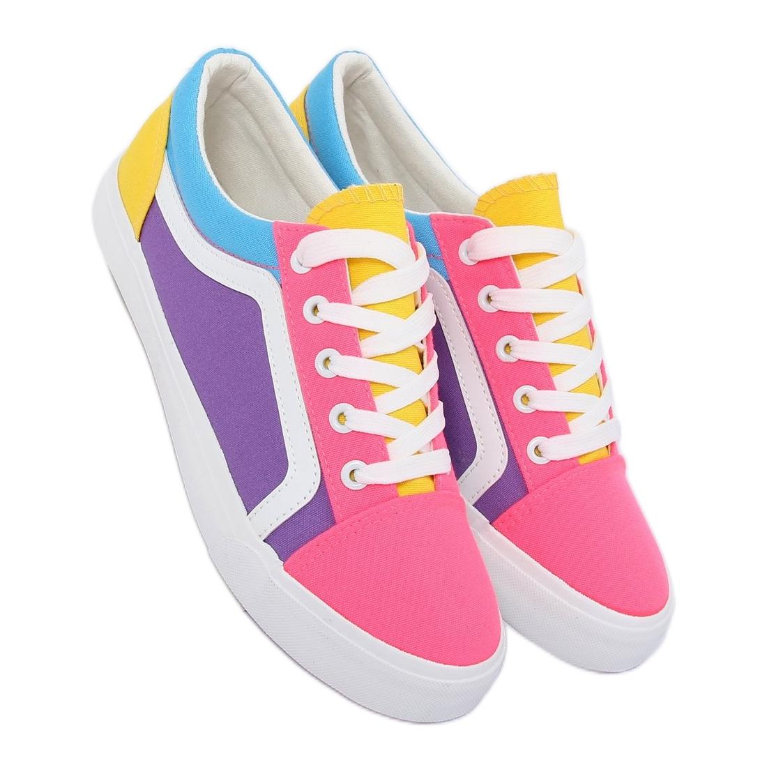 Tênis Fashion Azul Neon Calçados esportivos para mulheres | eBay