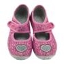 -de-rosa Sapatos infantis Befado 945X325 retrato 4
